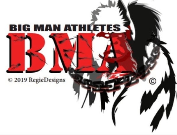 big man athletes